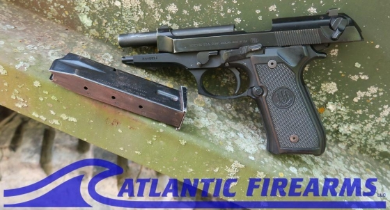 BERETTA 92FS 9MM PISTOL-US SURPLUS
