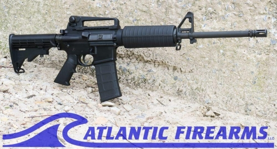 STAG 15 M4 RIFLE-AR15 RIFLE STAG ARMS- MAG PROMO