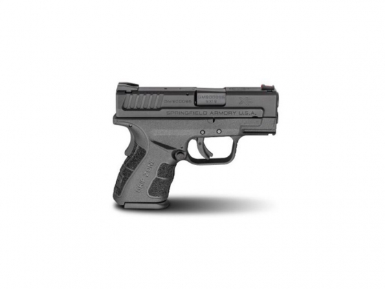 "Springfield Armory XD 9 mm 3"" Subcompact"