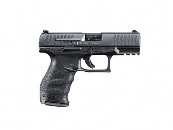 Walther PPQ M2 Pistol 9 mm 4 in