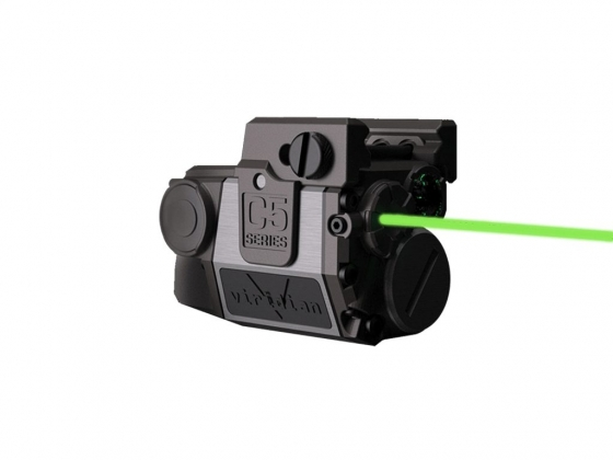 Viridian Lasers C5L Green Laser Light Combo 100 Lumen Black